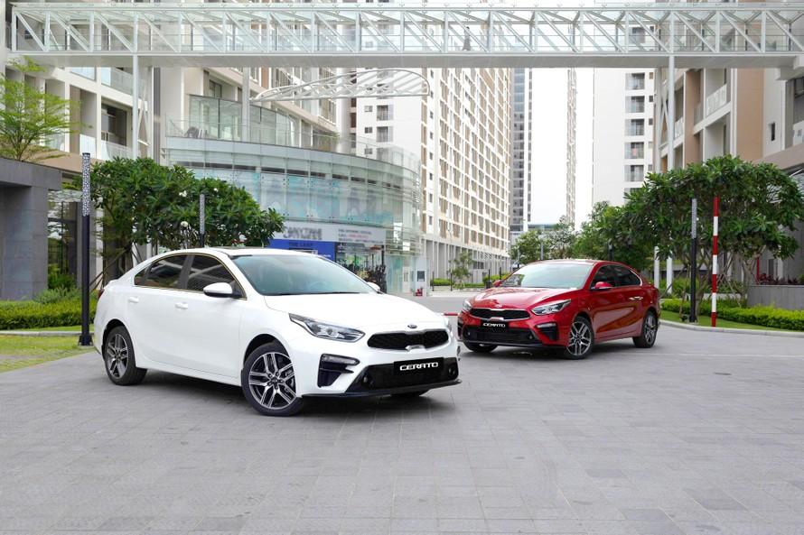 Các mẫu xe mới đưa ra thị trường như NewMorning, Seltos, Sorento đã tạo được niềm tin lớn đối với khách hàng Việt Nam.
