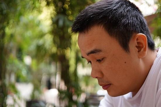 Nhà báo Ngô Nguyệt Hữu