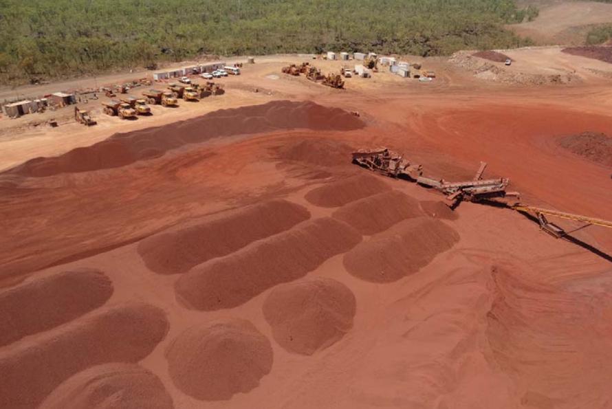 Mỏ quặng sắt Roper Valley