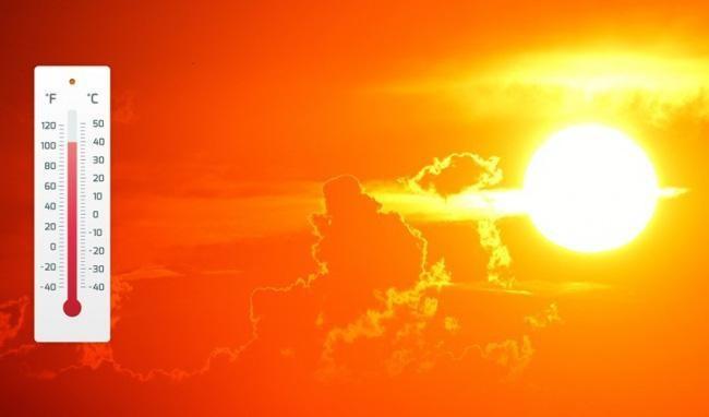 Cường độ nắng nóng tiếp tục gia tăng, gay gắt, có nơi trên 40 độ (Ảnh minh hoạ).