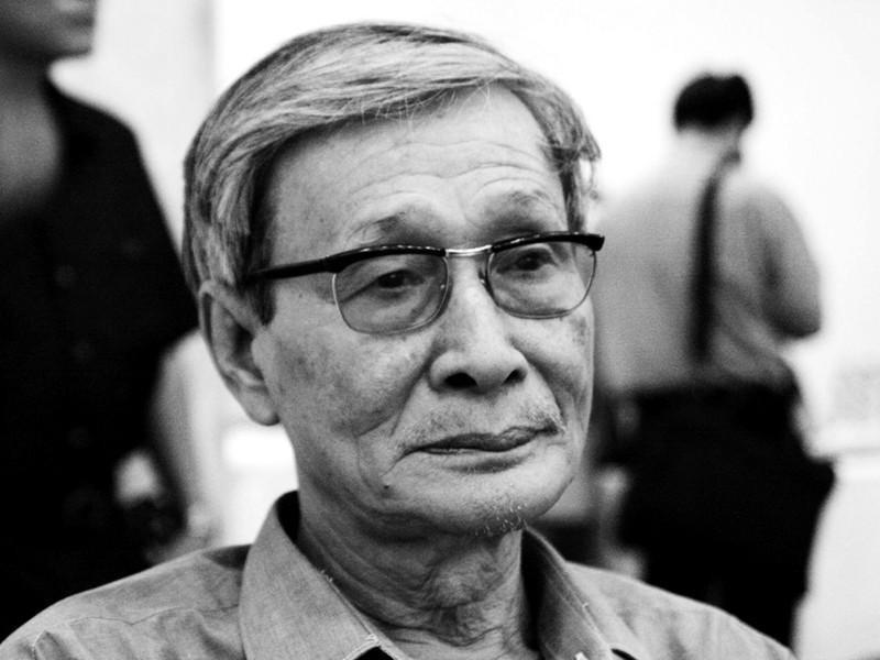 Nhà văn Nguyễn Xuân Khánh (1933 - 2021).