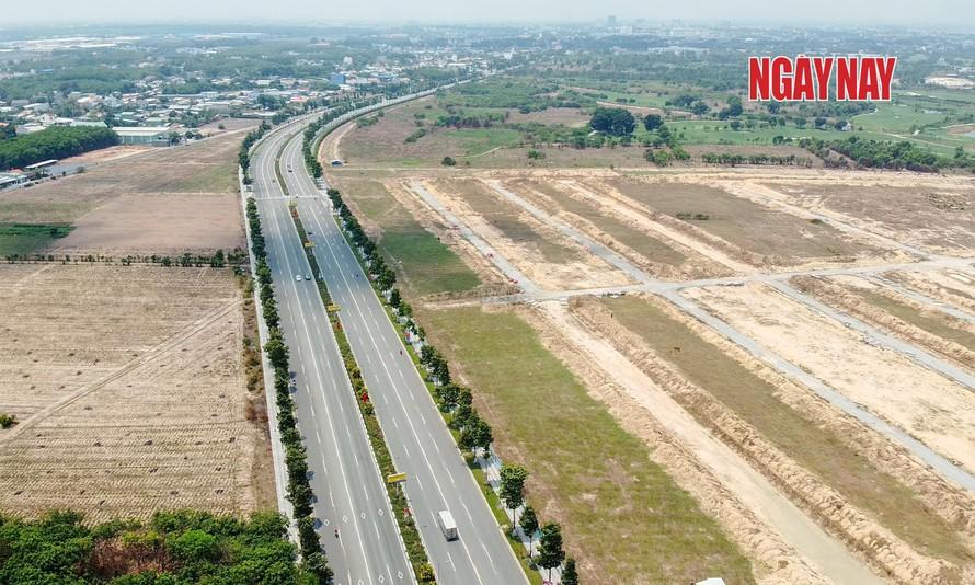 43ha đất công mà Kim Oanh Group thâu tóm nằm ở vị trí đắc địa.