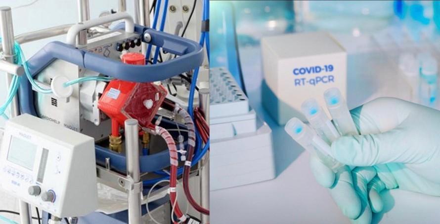 Tập đoàn Masan ủng hộ 2 máy ECMO và 6.000 kit xét nghiệm Covid-19 cho TP.HCM