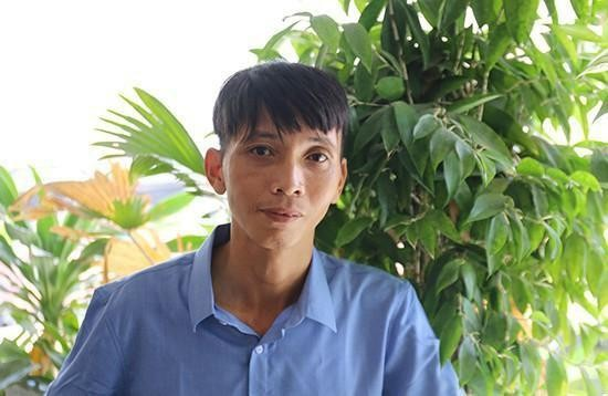 Nhà báo Nguyễn Tiến Đạt