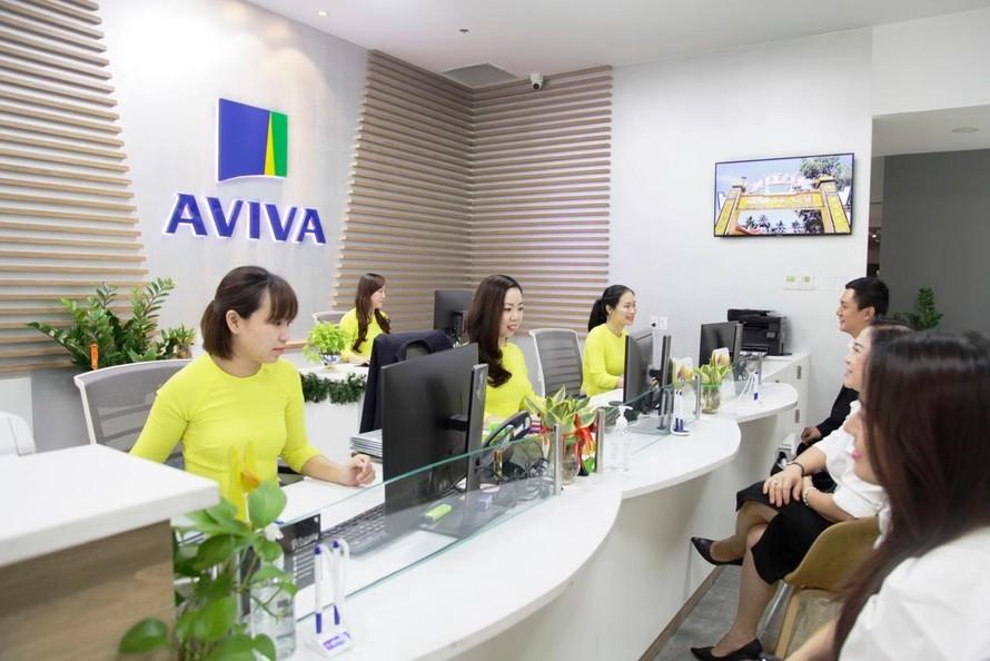 Aviva Việt Nam.