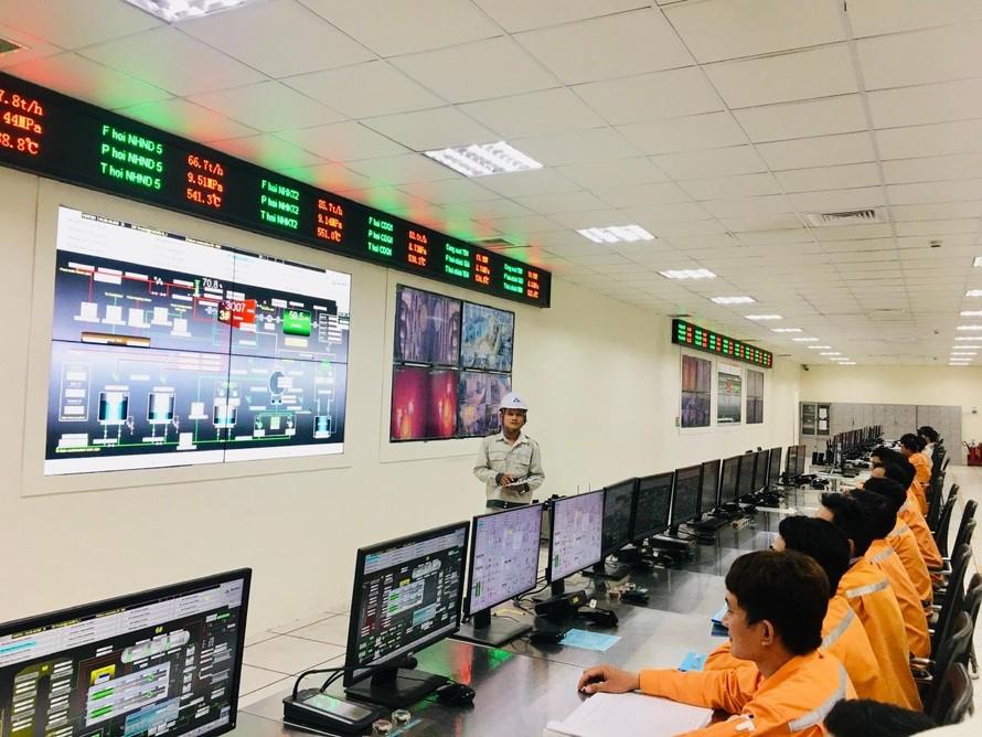 Sáu tháng đầu năm 2021 sản lượng phát điện của Thép Hòa Phát đạt 1 tỷ kWh
