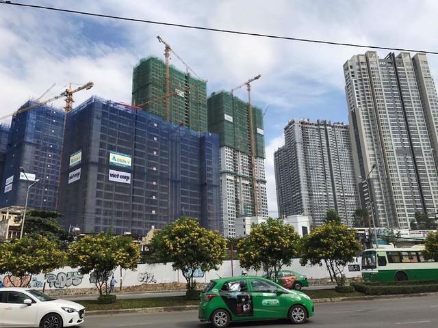 Gặp nhiều khó khăn trong đại dịch nhưng bất động sản chưa được ngân hàng xem xét hỗ trợ thỏa đáng.