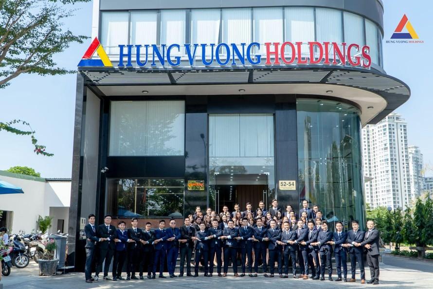 Hưng Vượng Holdings vừa hoàn tất hợp tác chiến lược với Lan Anh Bà Rịa - Vũng Tàu.