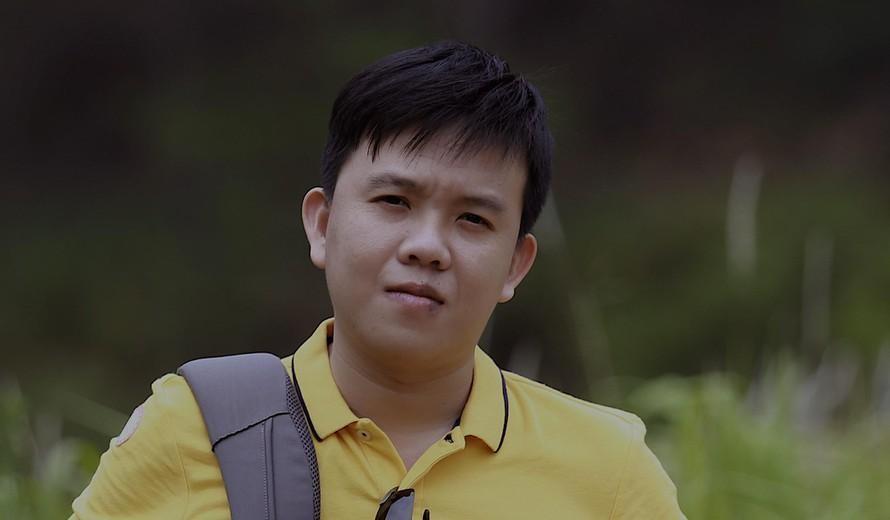 Nhà báo Trần Tây Côn
