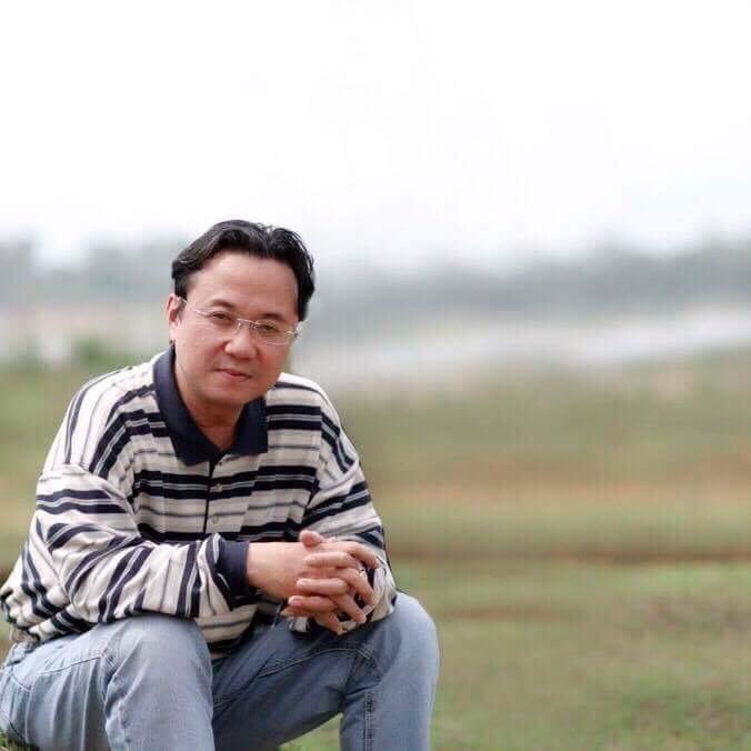 Thi sĩ Hồng Thanh Quang.