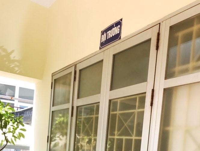 Phòng làm việc của ông Lê Tùng Lâm tắt điện, đóng cửa nhiều ngày qua