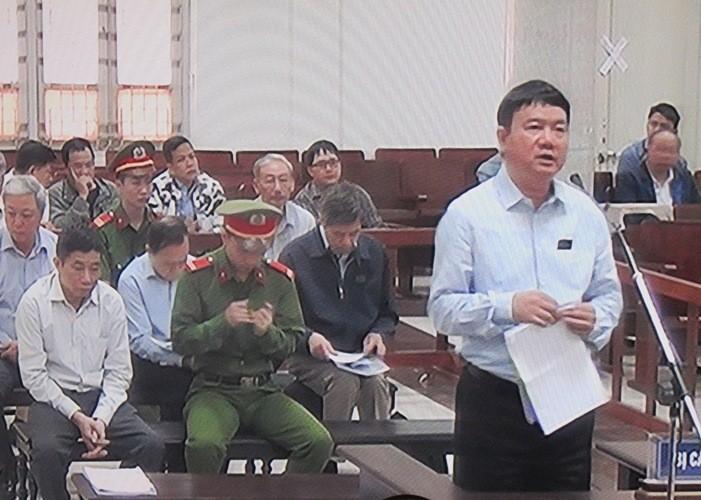 Ông Đinh La Thăng lần thứ 2 phải ra tòa (ảnh PV).