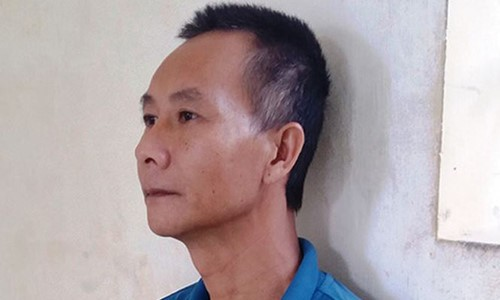 Đối tượng Nguyễn Văn Vũ. Nguồn Tiền Phong.