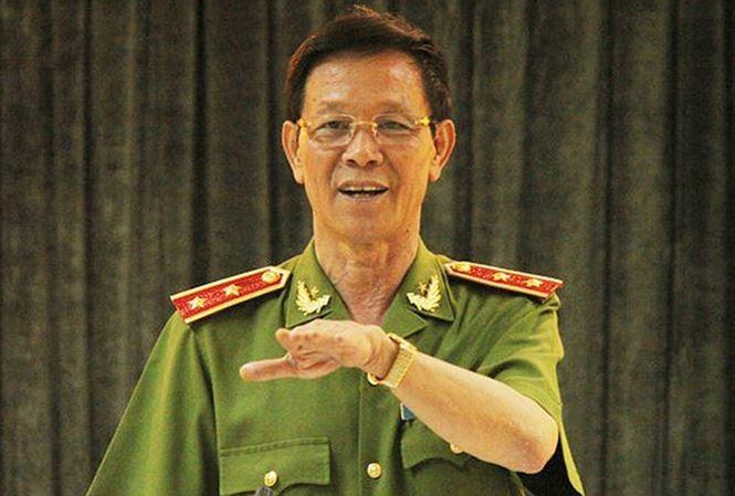 Ông Phan Văn Vĩnh bị khởi tố, bắt tạm giam ngày 6/4.