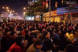 Nghi lễ dâng sao giải hạn tại chùa Phúc Khánh diễn ra từ ngày mùng 8- 20 tháng Giêng âm lịch hàng năm, thu hút hàng nghìn lượt người tham dự