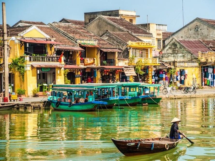 Hội An - Việt Nam. Ảnh: Shutterstock