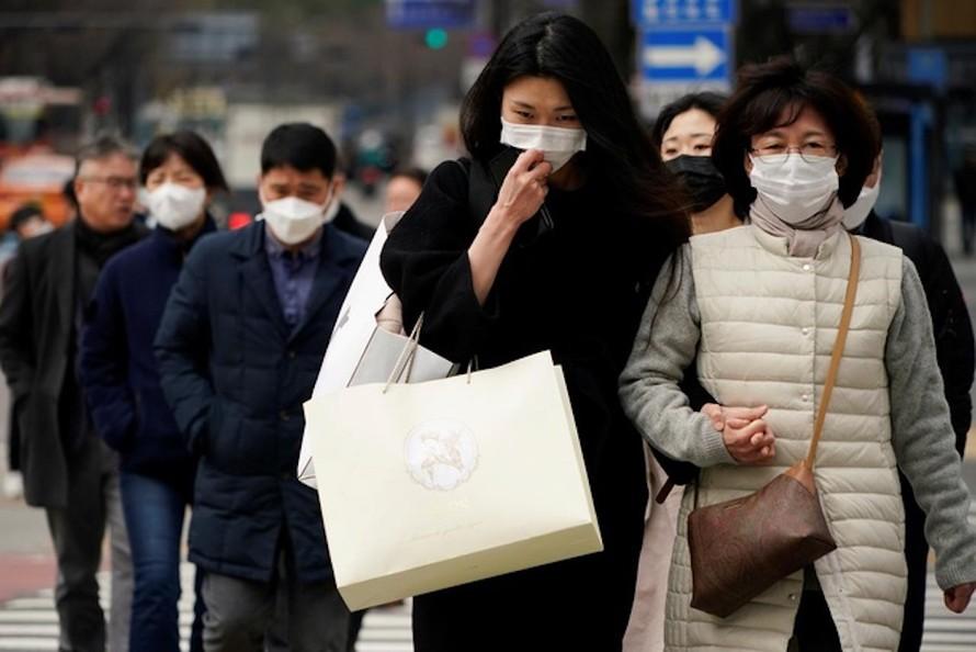 Đảo Jeju ghi nhận 9 trường hợp nhiễm virus corona. Ảnh: Reuters.