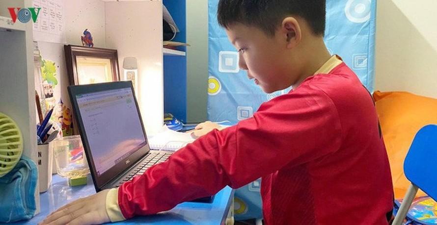 Hà Nội yêu cầu không công khai địa chỉ, mật khẩu các lớp học trực tuyến