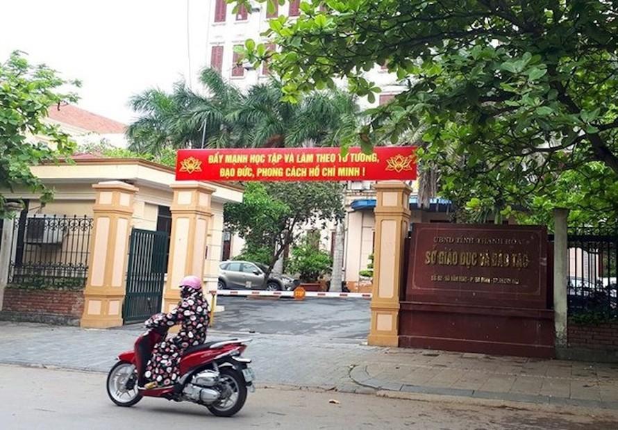 Vụ Sở GD-ĐT tỉnh Thanh Hoá bị 'tố' thông thầu: Phản hồi thông tin