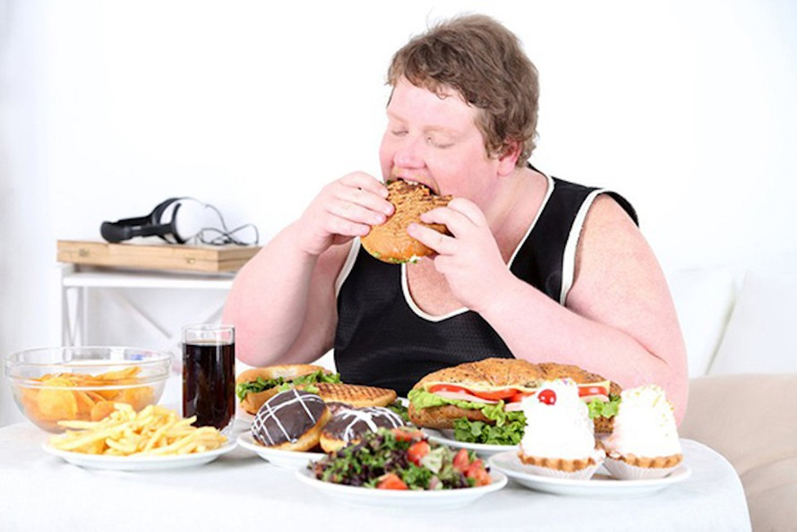 Gan bị 'bức tử' bởi thói quen ăn uống