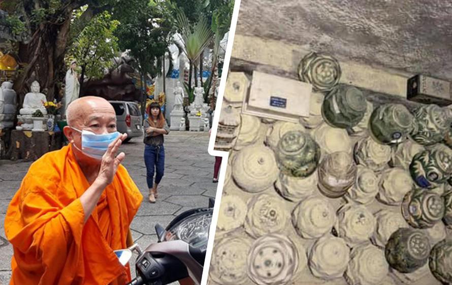 Xét nghiệm tro cốt khó khăn có nên 'gọi hồn' người đã khuất gửi ở chùa Kỳ Quang 2?