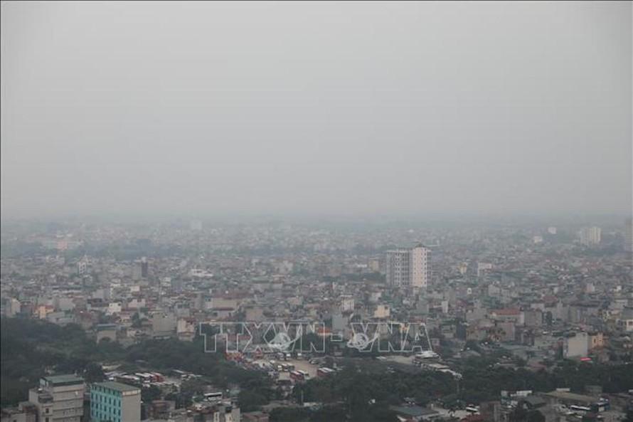 Ô nhiễm không khí tại Hà Nội thường tăng lên trong tháng 9.