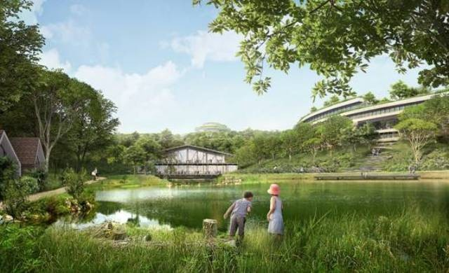 Phối cảnh một dự án do An Thịnh Group triển khai