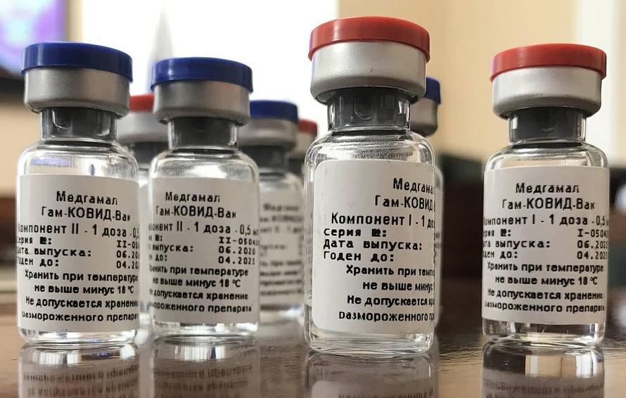 Nga tuyên bố phát triển thành công vaccine chỉ trong một khoảng thời gian ngắn.