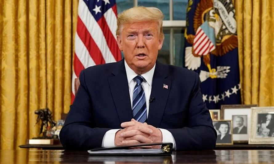 Ông Trump là tổng thống đầu tiên kể từ thời Jimmy Carter không để Mỹ tham gia xung đột mới