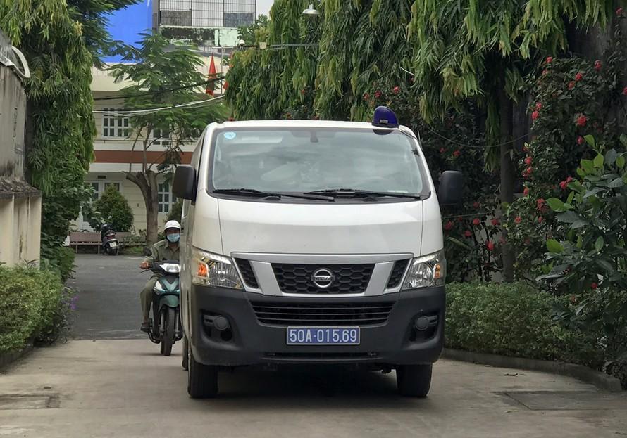 Phó tổng giám đốc Công ty Tân Thuận bị khởi tố