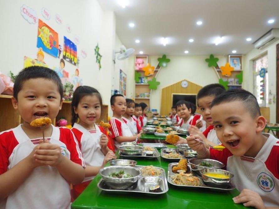 An toàn thực phẩm trường học: Cần cơ chế giám sát tất cả các khâu