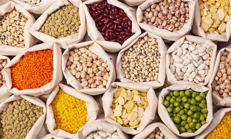Ngũ cốc nguyên hạt có nhiều chất xơ giúp ngừa ung thư.