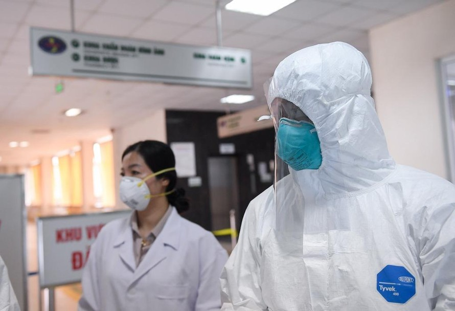 Chiều ngày 25/2, Việt Nam có thêm 8 ca nhiễm Covid-19 mới