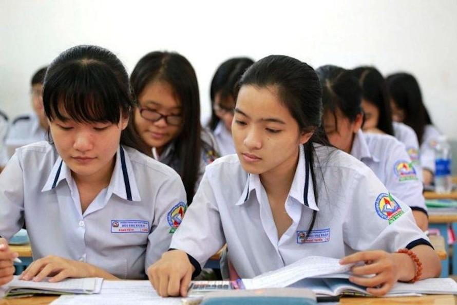 Hải Phòng: Thi vào lớp 10 chỉ có ba môn văn, toán, ngoại ngữ