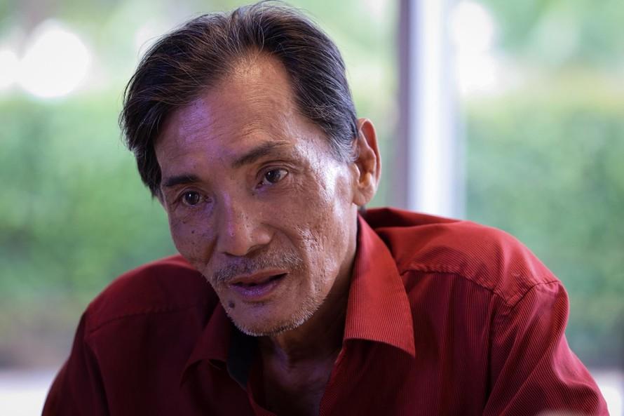 Diễn viên Thương Tín bị đột quỵ: Chỉ yếu nửa mình bên trái