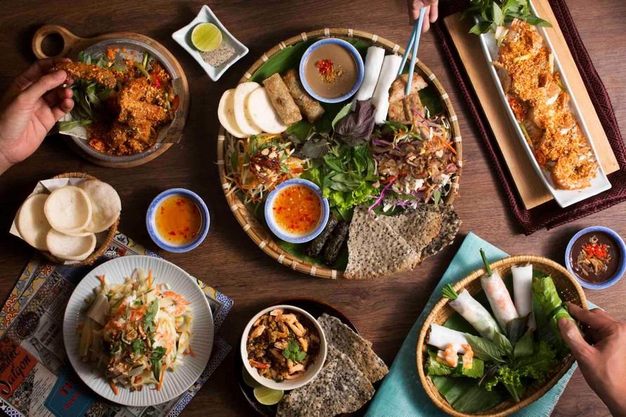 Ẩm thực Việt Nam được quảng bá tại Liên hoan Pháp ngữ ở Singapore