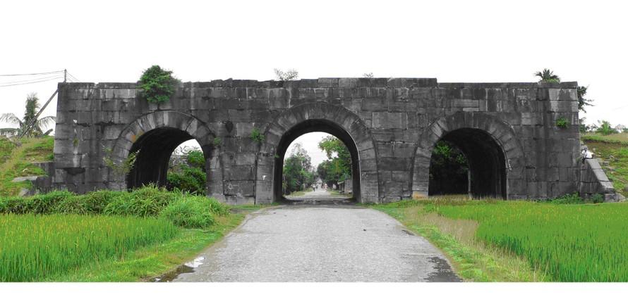 Di sản Văn hóa Thế giới Thành Nhà Hồ (huyện Vĩnh Lộc, tỉnh Thanh Hóa).