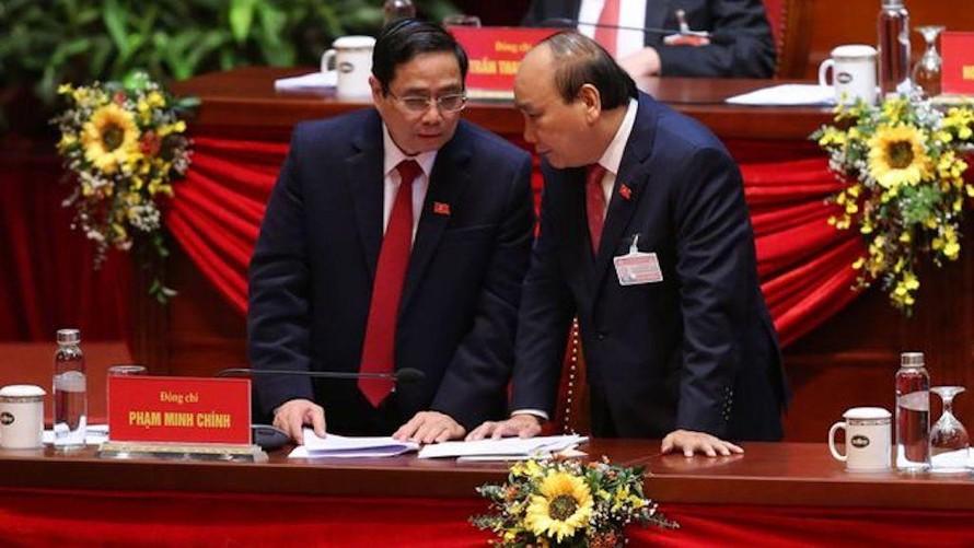Thủ tướng Nguyễn Xuân Phúc được giới thiệu ứng cử ĐB Quốc hội khối Chủ tịch nước
