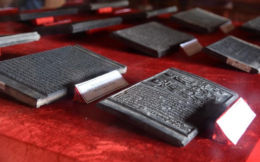 Cần bảo vệ đặc biệt mộc bản chùa Vĩnh Nghiêm