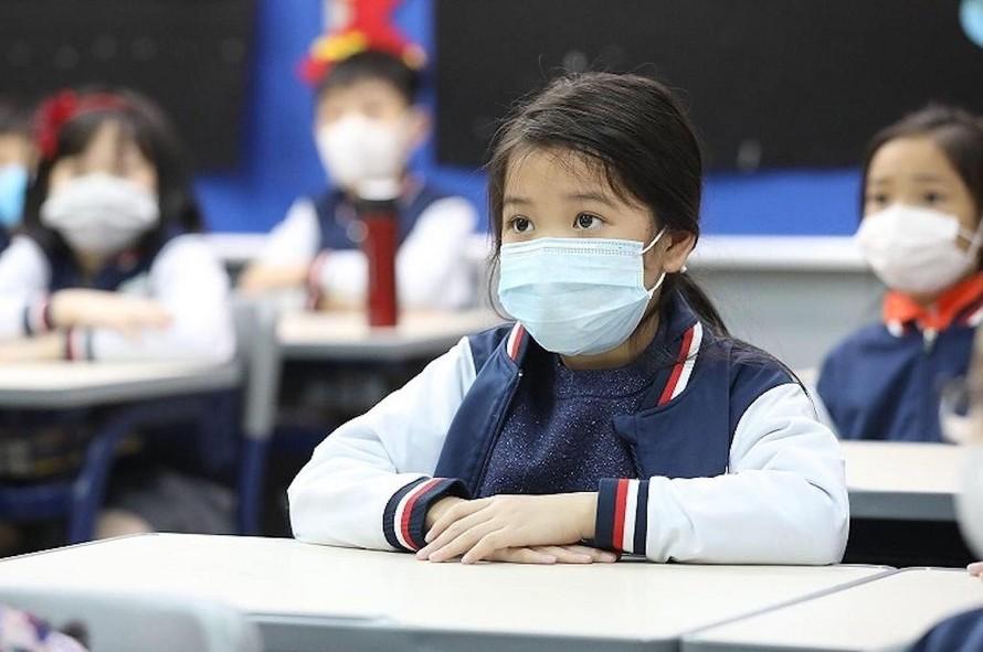 Sở GD&ĐT tỉnh Hải Dương yêu cầu, các địa phương tổ chức cho trẻ mầm non và học sinh từ lớp 1 đến lớp 12 trong toàn tỉnh đi học trở lại từ ngày 1/4/2021.(Ảnh minh hoạ)