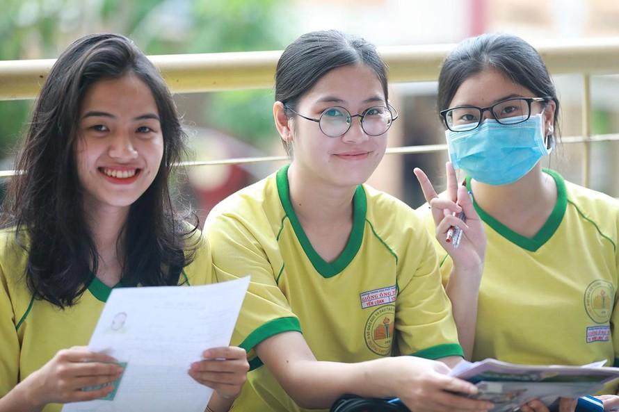 Thi tốt nghiệp THPT 2021: Thí sinh phải có căn cước công dân