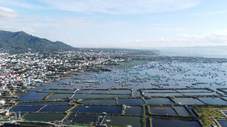 Khánh Hoà điều chỉnh quy hoạch tại khu đô thị ven vịnh Cam Ranh
