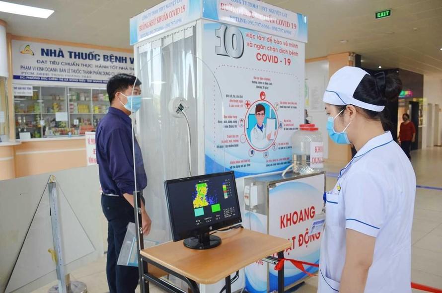 Công điện của Thường trực Ban Bí thư về tiếp tục tăng cường phòng chóng dịch COVID-19