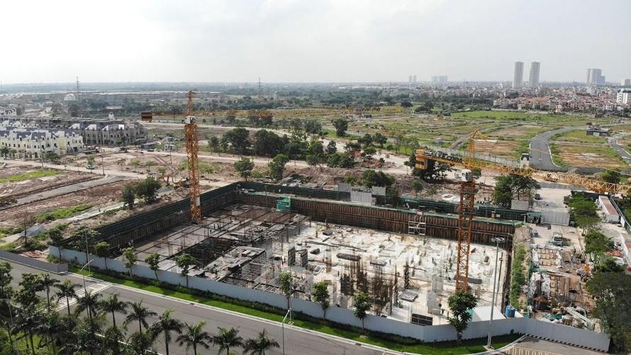 Dự án An Lạc Green Symphony xây không phép: Sở Xây dựng Hà Nội vào cuộc
