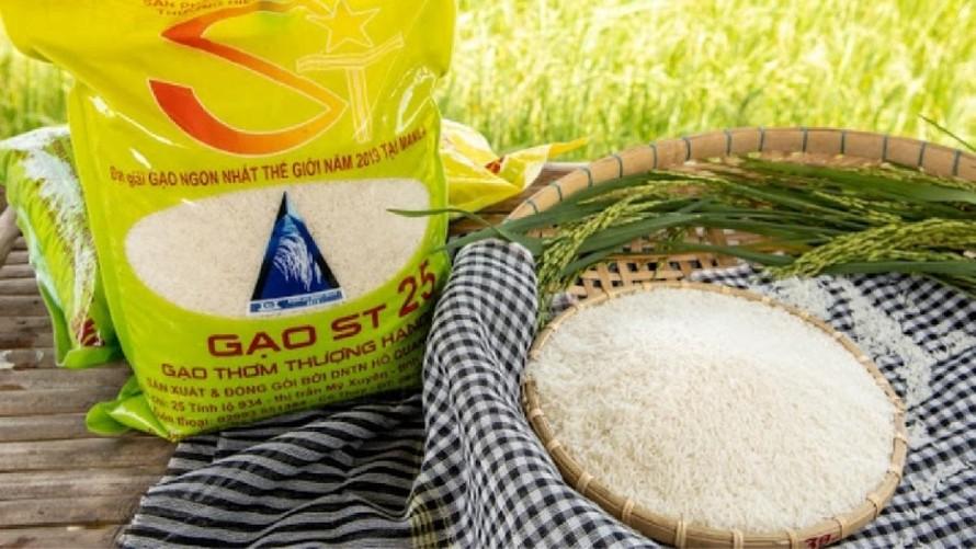 Việt Nam khiếu nại việc gạo ST24, ST25 bị đăng ký ở Australia