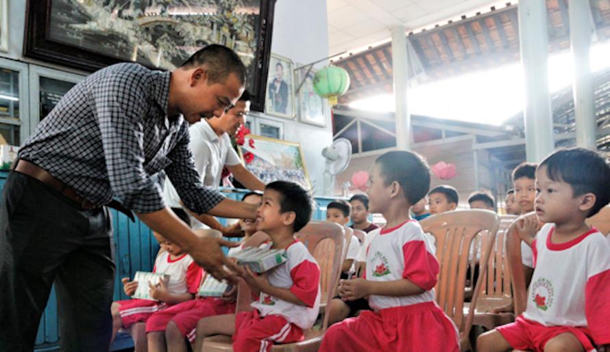 Vinamilk có thêm hơn 31 nghìn ly từ cộng đồng cho quỹ Sữa vươn cao Việt Nam