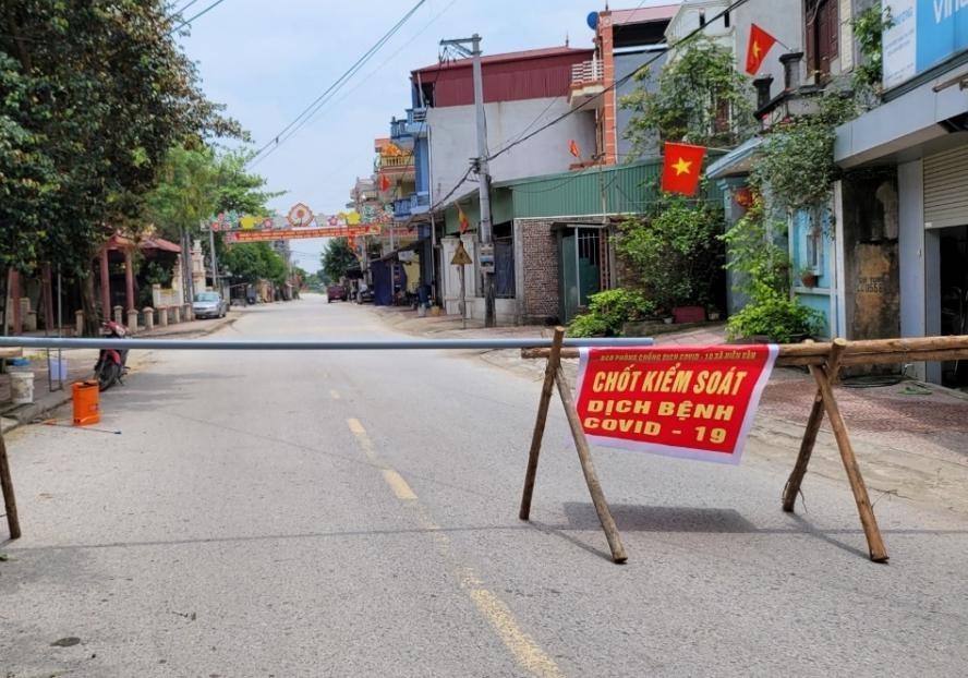 Khẩn cấp tìm người đến một số địa điểm ở Bắc Ninh