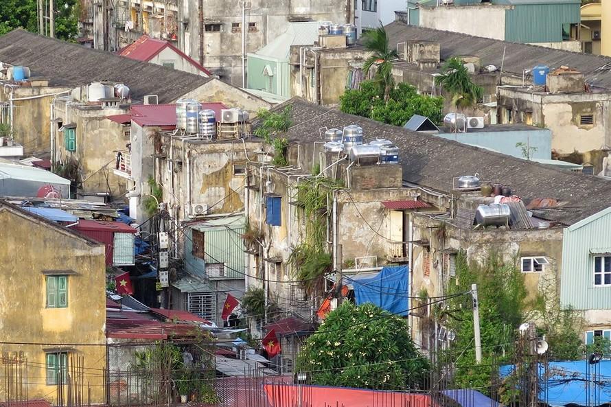 Hải Phòng sẽ xử lý triệt để chung cư cũ để chỉnh trang đô thị