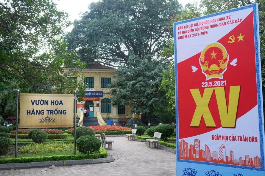 Hà Nội: Kịp thời bổ sung phương án ứng phó các tình huống phòng, chống dịch COVID-19 phục vụ bầu cử