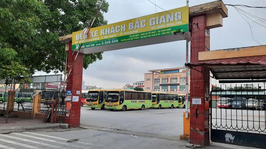 Tỉnh Bắc Giang đã dừng toàn bộ hoạt động vận tải hành khách từ 0h ngày 21/5 để phục vụ công tác phòng chống dịch COVID-19 trên địa bàn.